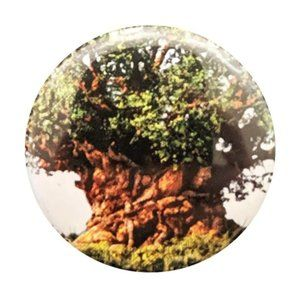 Animal Kingdom Pinback Button: Tree of Life